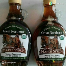 Sirup Maple Organik (236ml)